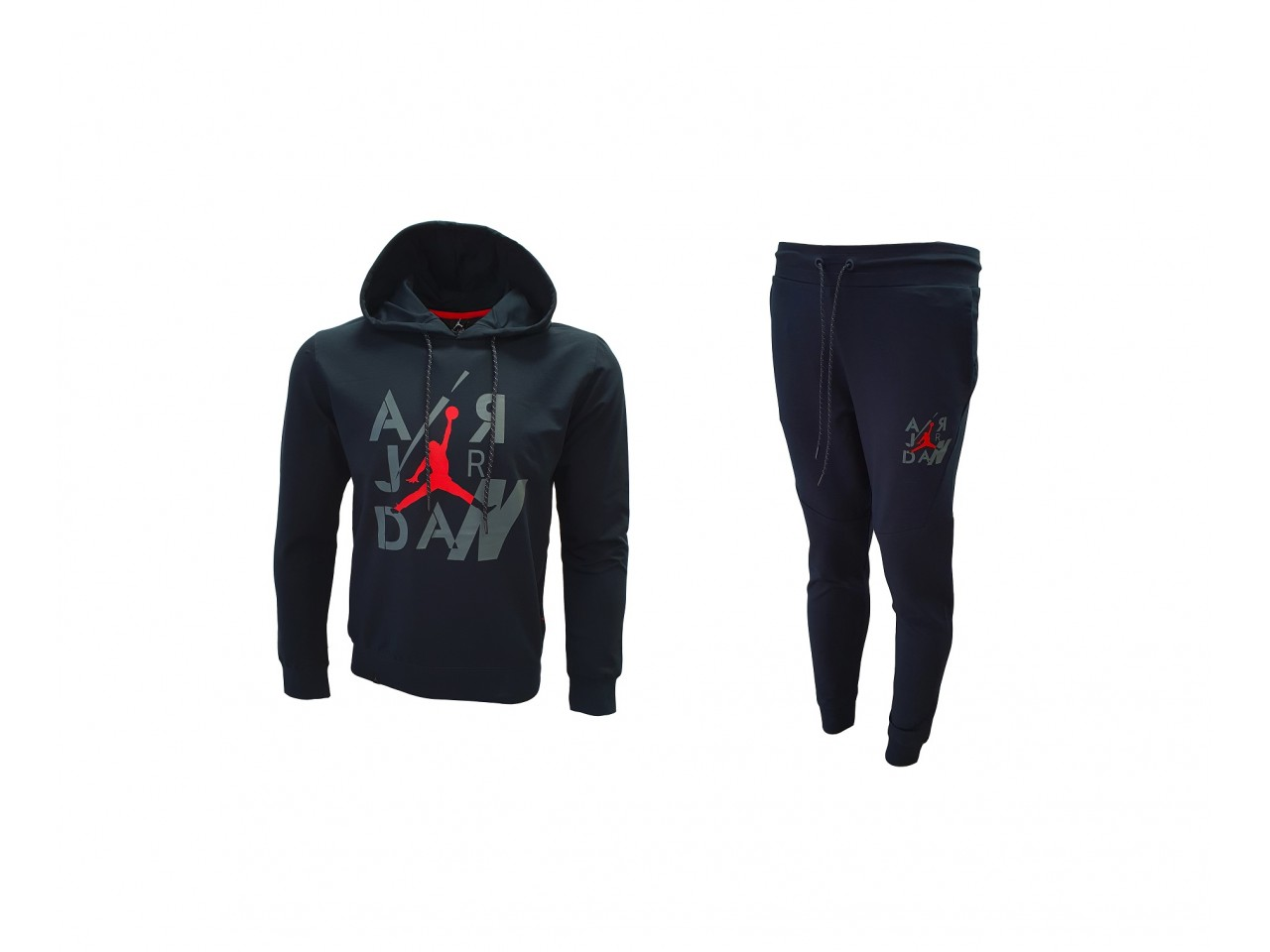 Nike AIR JORDAN Sweatshirt + Pants Dark Blue