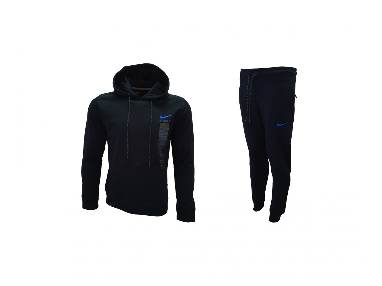 Nike AIRMAX Sweatshirt + Pants Dark Blue