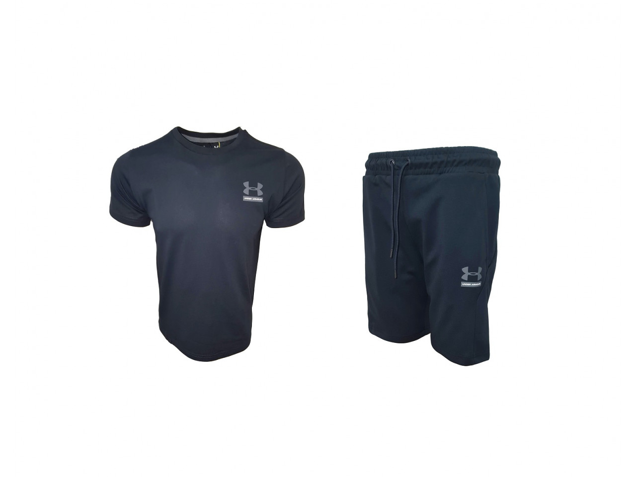 Under Armour 60 Shorts+ T-shirt Dark Blue