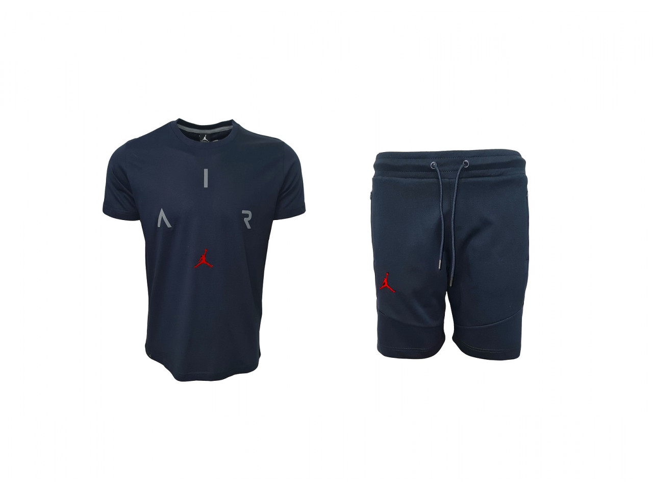 Nike AIR Jordan Shorts+ T-shirt Dark Blue