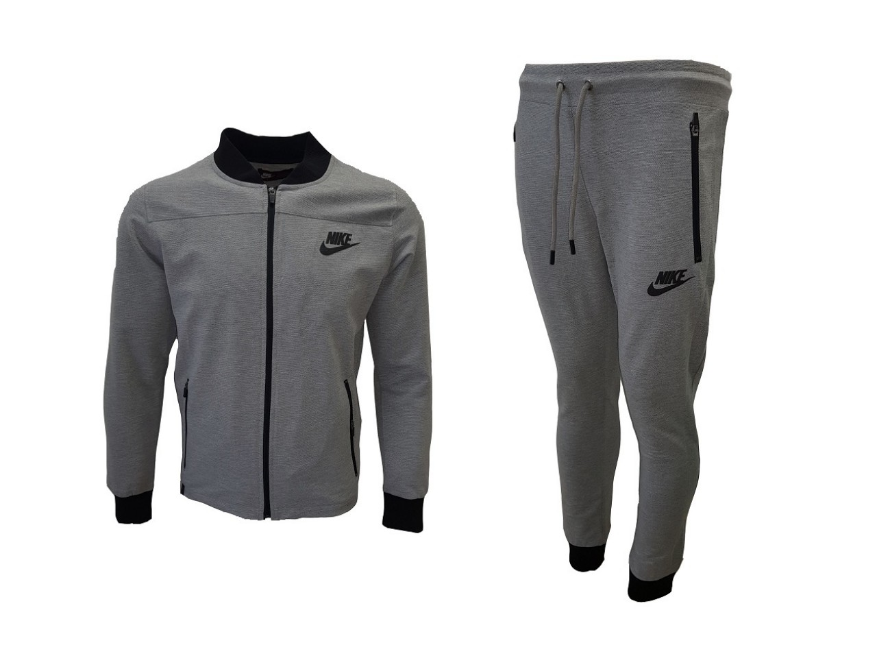 Nike Tracksuit Light Grey