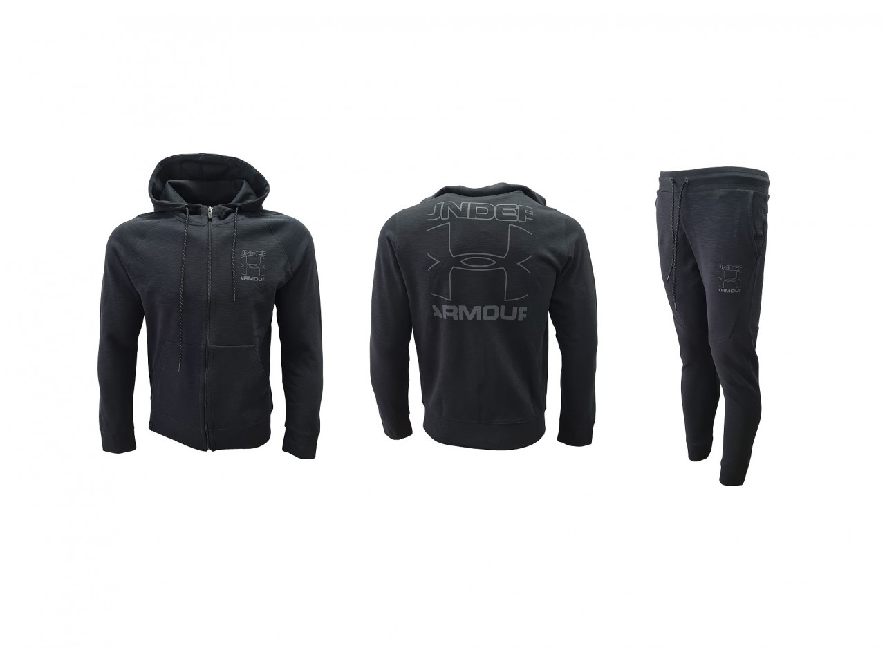 UNDER ARMOUR Tracksuit Dark Blue
