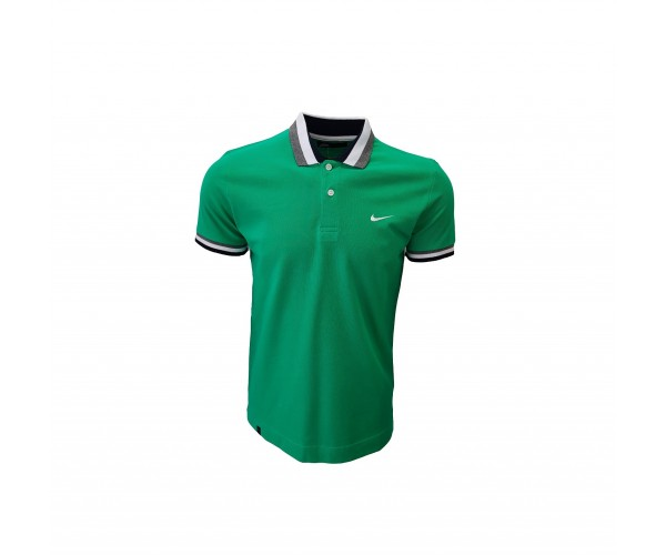 Nike Classic Polo T-Shirt Green