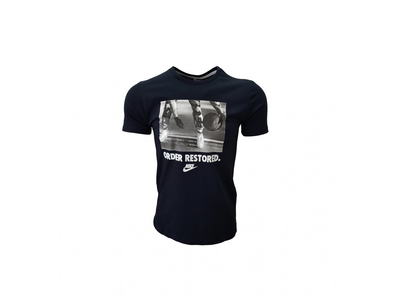 Nike T-Shirt Order Restored Dark Blue