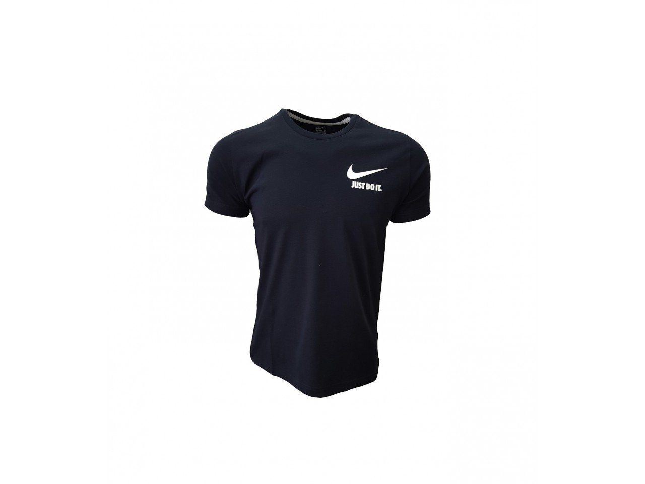 Nike T-Shirt Just Do It Dark Blue